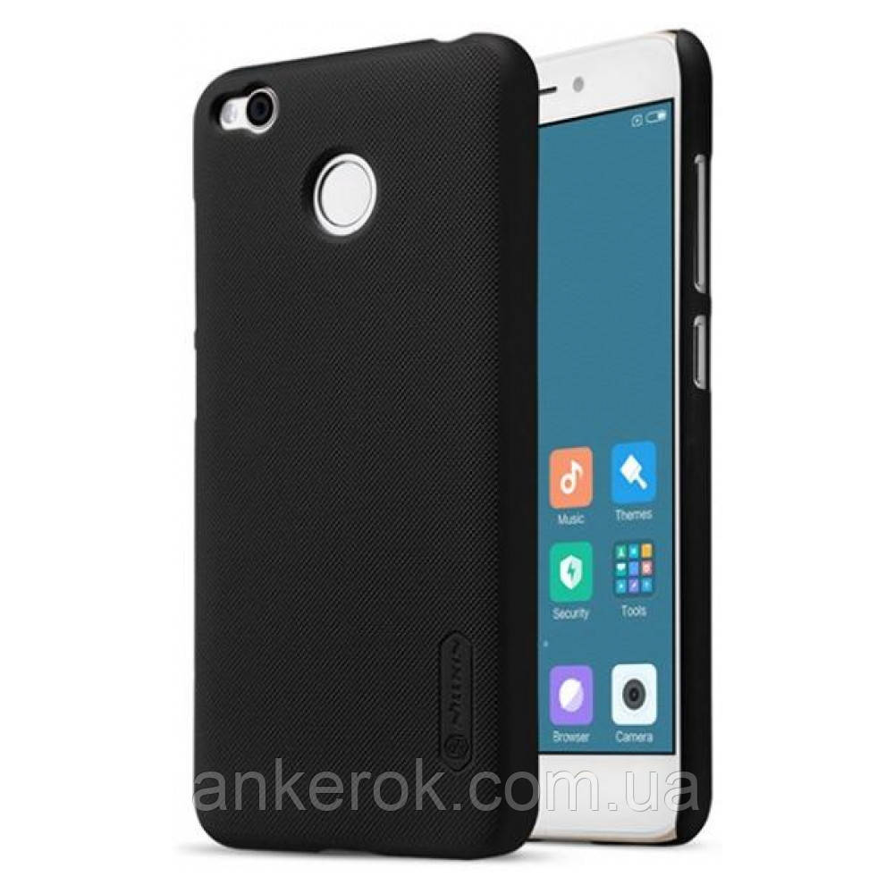 Чехол-бампер Nillkin для Xiaomi Redmi 4X (Black)