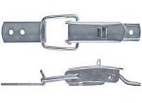 Защелка нержавеющая 2/55/60F A4 AISI 316 (154 х 36 мм)