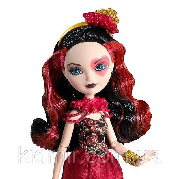 Лялька Ever After High Ліззі Хартс (Lizzie Hearts) Евер Афтер Хай Нестримана весна