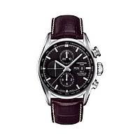 Мужские наручные часы CERTINA C006.414.16.051.00 Коричневые (nri-1102)