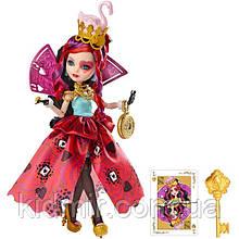 Кукла Ever After High Лиззи Хартс (Lizzie Hearts) из серии Way Too Wonderland Школа Долго и Счастливо