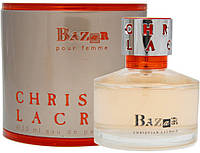 Парфюмированная вода женская Bazar Christian Lacroix 50 ml Оригинал! NNR ORGAP