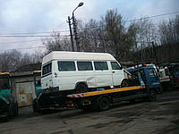 Транспортировка бусов, микроавтобусов