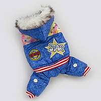 """Комбинезон для собак """"STAR"""". Одежда для собак."""