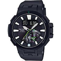Мужские наручные часы CASIO PRW-7000-1AER Черные (nri-1103)
