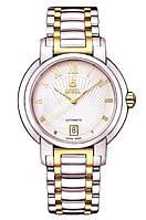 Мужские часы Ernest Borel GB-1856-9531 Серебристо-золотистые (47539)