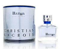 Мужская оригинальная туалетна вода Bazar Christian Lacroix 30 ml  NNR ORGAP