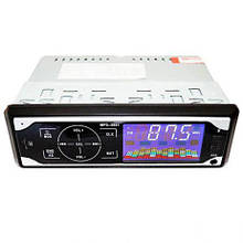 Автомагнитола ISO 1DIN сенсорные кнопки магнитола MP3 3881