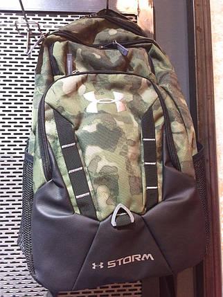Рюкзак Under Armour SS18 Khaky Камуфляжный, фото 2