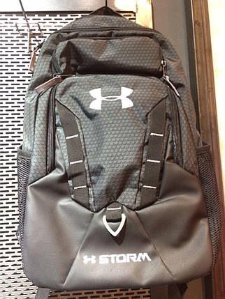 Рюкзак Under Armour SS18 Grey Серый, фото 2