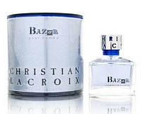 Мужская оригинальная туалетная вода Bazar Christian Lacroix 50 ml  NNR ORGAP