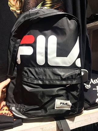 Рюкзак Fila SS18 Черный, фото 2
