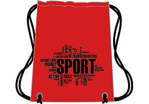 Сумка для обуви Sport красная