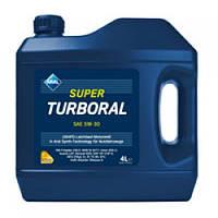 Моторное масло Aral SuperTurboral LA sae 5w30 4л