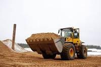 Песок 0-5 карьерный