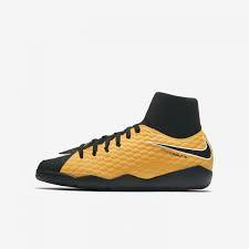 Футзалки детские Nike Jr. HypervenomX Phelon III Dynamic Fit IC - 917774-801 (оригинал)