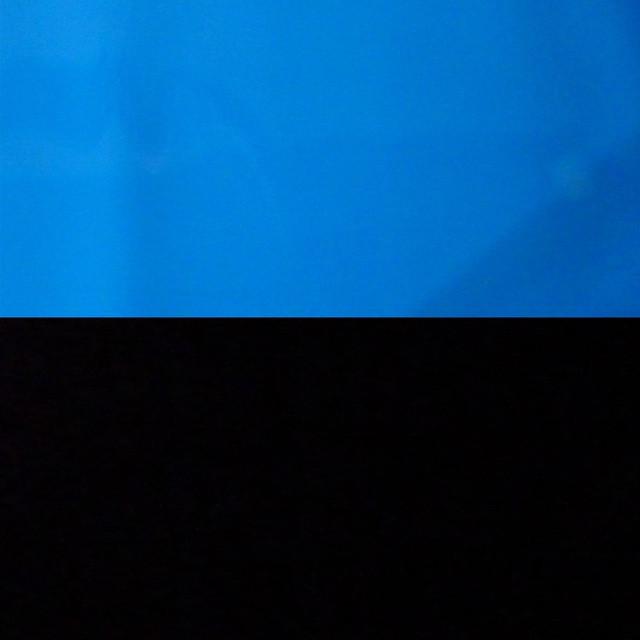 Фон для аквариума черный/синий, высота 90 см