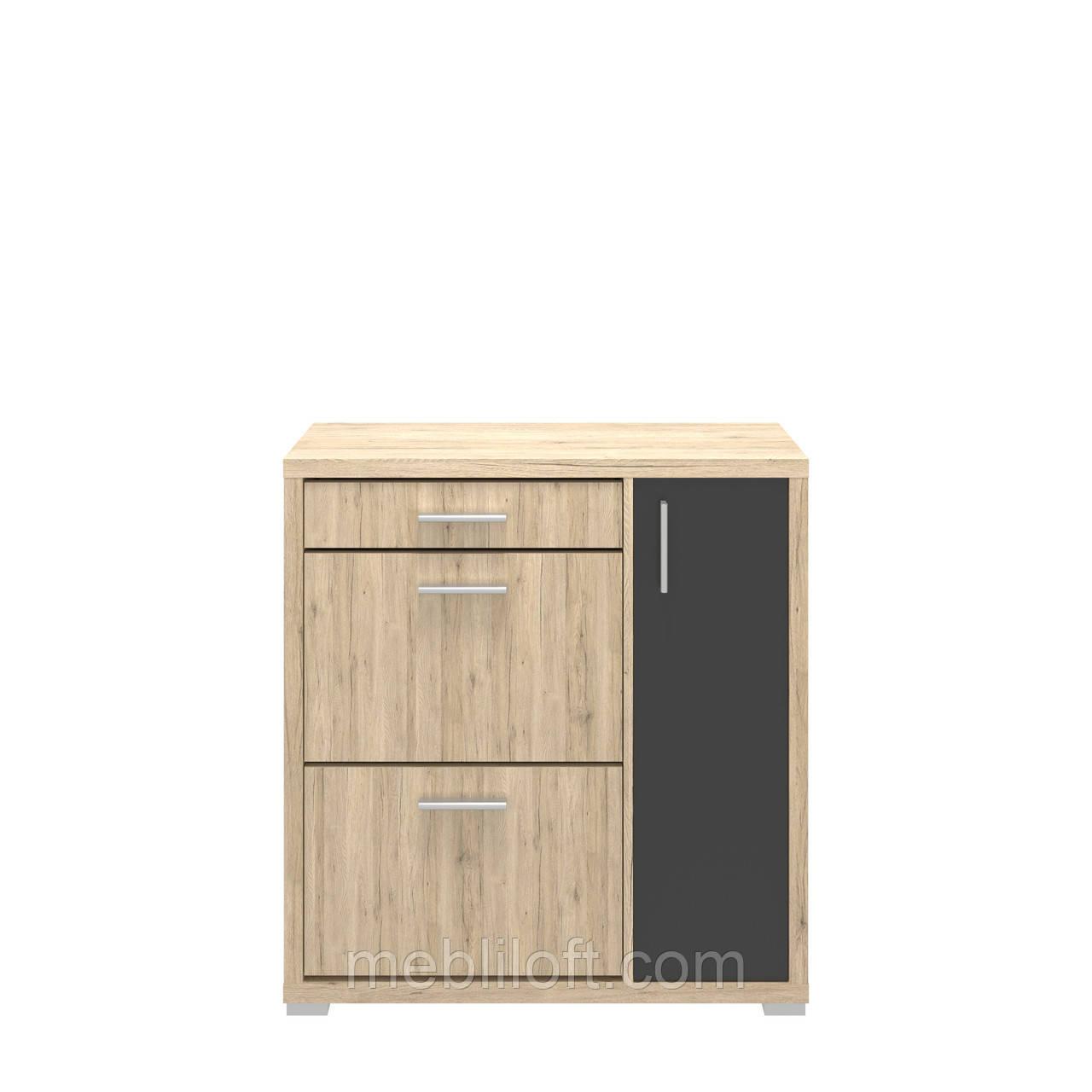 Шкафчик для обуви 1D1S2K Лора
