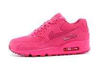 Женские кроссовки Nike Air Max 90 pink, фото 1