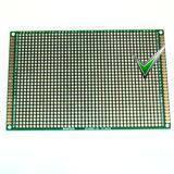 Плата макетная  PMD-MKG 9x15 двухсторонняя с металлизацией