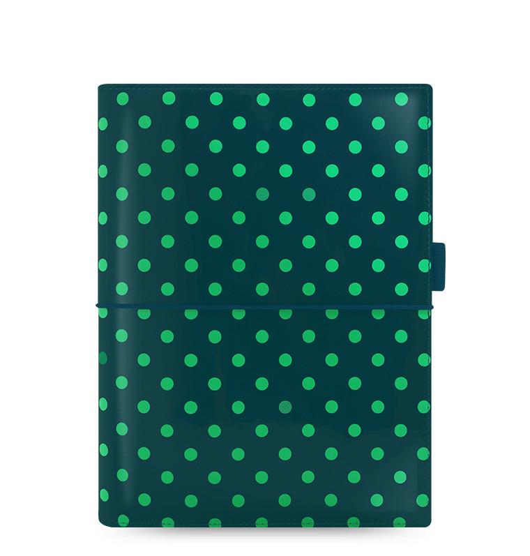 Органайзер Filofax Domino A5 Patent Pine with Spots (19-022519), фото 1