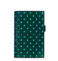 Органайзер Filofax Domino Personal Patent pine with spots (19-022517), фото 1