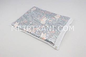Упаковка для текстиля, сумка-упаковка для постели 25*35 см №-ПВХ-5