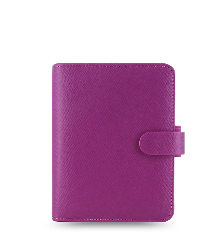 Органайзер Filofax Saffiano Pocket Raspberry (19-022452)