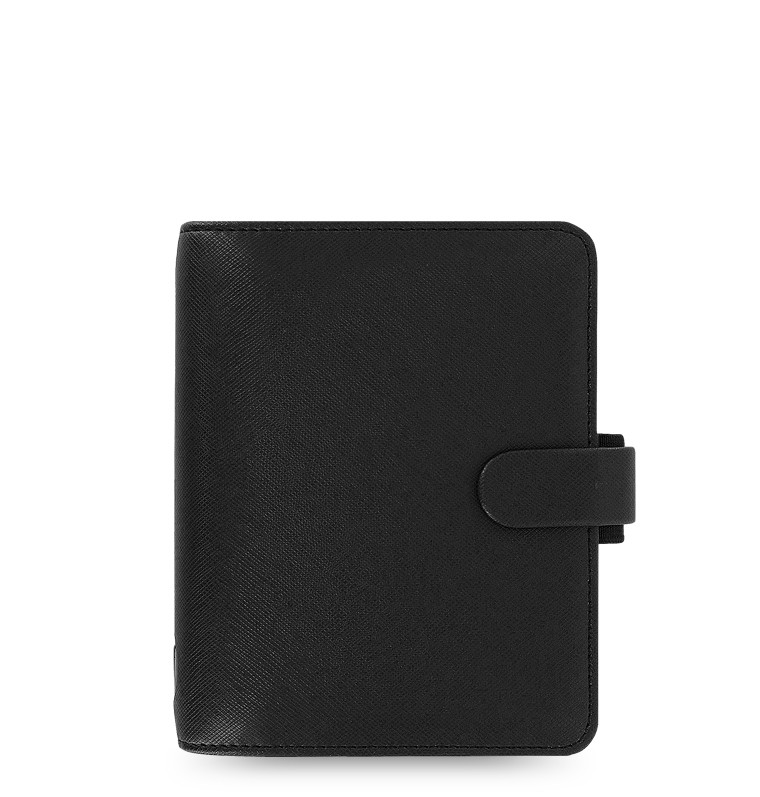 Органайзер Filofax Saffiano Pocket Black (19-022468), фото 1