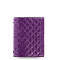 Органайзер Filofax Domino Luxe Pocket Purple, фото 1