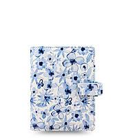 Органайзер Filofax Patterns Indigo Floral Pocket (19-027043), фото 1