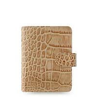 Органайзер Filofax Classic Croc Pocket Fawn (19-026010), фото 1
