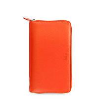 Органайзер Filofax Saffiano Compact zip Bright orange (19-022591), фото 1