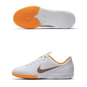 Футзалки детские  Nike JR VAPORX 12 ACADEMY GS IC AJ3101-107 (оригинал)