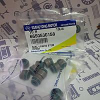 Сальник клапана 2.0; 2.7 SsangYong  Rexton, Kyron , Actyon 6650530158 6710530058, фото 1