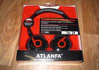 Беспроводные наушники Atlanfa с MP3 плеером и FM AT-7602, фото 1