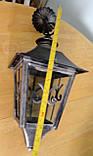 Подвесной уличный светильник (винтаж, Германия), фото 2