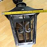 Подвесной уличный светильник (винтаж, Германия), фото 3