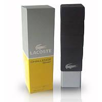Мужская туалетная вода Lacoste Challenge Silver (Лакост Челендж Сильвер)
