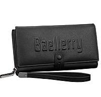 Мужской кошелек клатч Baellerry s1393, фото 1