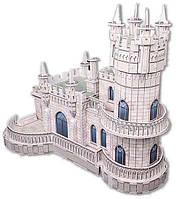 3D пазл Ласточкино гнездо 62 детали (202-1983357)