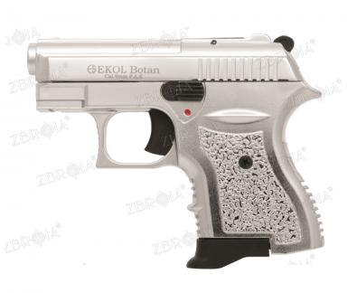 Стартовый пистолет Ekol Botan (хром)