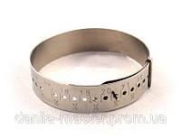 Браслетомер металлический (15-23 см) (С-23)