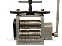 Вальцы ручные 130х65 мм комбинированные (PEPE-130.65)