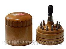 Набір з 12 обтискачів діаметром 1,5-4,25 мм (E-4701)