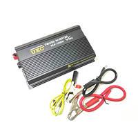 Профессиональный преобразователь инвертор UKC 12V-220V RCP 1000W (sp4144)