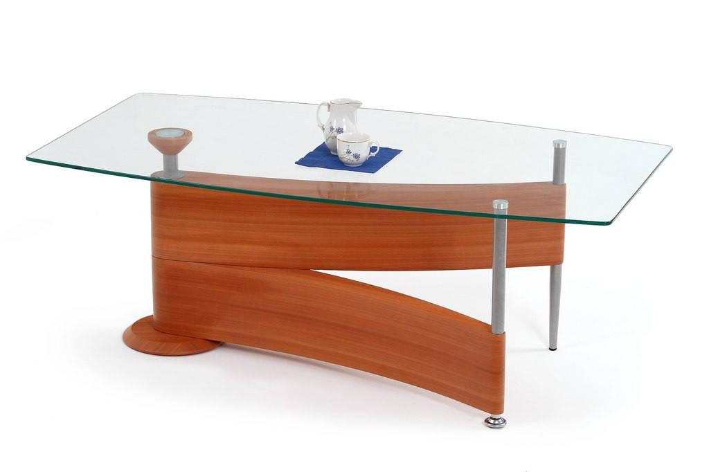 Журнальный столик VERA бук Halmar