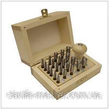 Набір обтискачів 22шт (від 1,5 до 9,9 мм) RODENT (Od-21)