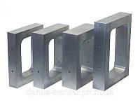 Рамка для резиновых форм алюминиевая