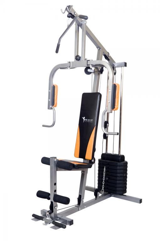 Силовой тренажер Atlas Sport 45 кг, многофункциональный